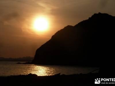 Calblanque y Calnegre - Cabo Tiñoso; viajes de naturaleza; viajes de trekking;
